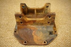 Oem 1969 Corvette Rear End Differential Cover Hd Posi Positraction 3871375 C 4 9