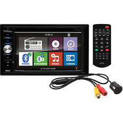 Boss Audio Systems Car Gps Navigation And Dvd Player - Double Din Bvnv9384rc™