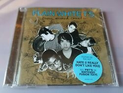New Every Second Counts By Plain White Tand039s Cd 2006 12 Songs Sealed