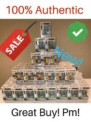 Authentic New Funko Pop Lot 450+ Toy Story/avengers/spiderman Huge Steal‼️⚠️