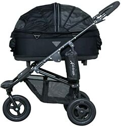 Airbuggy Ad1092 Pet Stroller For Small Dog Breed Dome 2 M Black Fast Ship