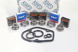 Vw Polo / Lupo / Vento / Caddy 5 Speed 085 Gearbox Bearing And Oil Seal Repair Kit