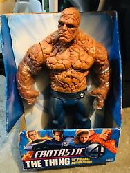 Fantastic Four The Thing Action Figure 26 Inch