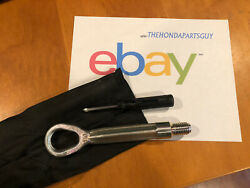 2018 - 2021 Bmw X3 Go1 Tow Eye Hook And Reversible Screw Driver Tool Set Oem