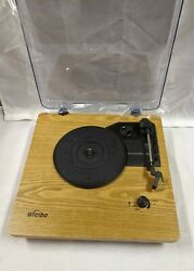 Wrcibo Minimalist Style Turntable With Encoding Function Xr-636dp-88