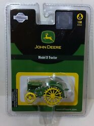 John Deere 150th O Scale Die Cast Model D Tractor 7755 Athearn Diecast