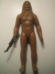 Chewbacca 15 Star Wars Action Figure With Bowcaster Vintage