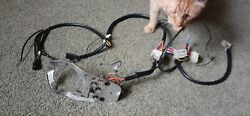 Stock Softail Dash +wiring Harness Color Code Harley Softails 1991-95 Usa