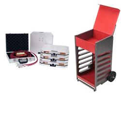 Pro Street Racers  Longacre Computerscales,1500 Lb. Pad And 299 Scale Cart-
