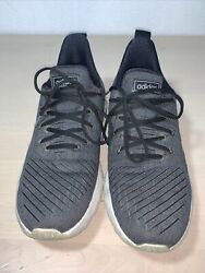 Adidas Alphabounce Athletic Shoes Black Mens Size 9.5 Sneakers Continental