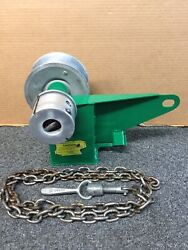 Greenlee 442 Tugger Attachment For 440 Porta Puller Tool 700 Ridgid