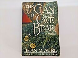 The Clan Of The Cave Bear - Jean M. Auel 1980, Trade, Complementary, Signed
