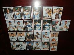2007 Bowman Heritage No Sig Short Print Lot Of 25 Rookie Rare High Book Value