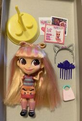 Hairdorables Doll Series 2 Kat-tastic Adult Owned Euc Rare Excellent Cond