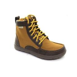 Nib Lems Boulder Buckeye Boots Lace Up Hiking Womens Shoes Size Eur 36 Mens 4.5