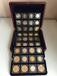 Millionaire Silver Coin Collection Of 36 Coins