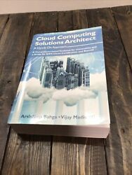 Cloud Computing Solutions Architect A Hands-on Approach... By Madisetti Vijay