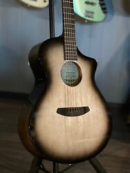 2021 Breedlove Oregon Concert Galaxy Ce, Myrtlewood W/ Free Shipping And Case
