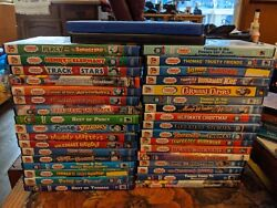 Lot Of 37 - Thomas The Train And Friends Dvd - Pre-owned - Great Condition