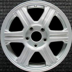 Chrysler Pacifica Painted 17 Inch Oem Wheel 2004 To 2008