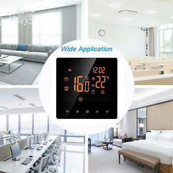 Wi-fi Smart Thermostat For Smart Home Diy Work With Alexa Home Thermostat