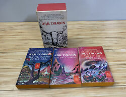 Tolkien Lord Of The Rings Trilogy Box Set First Edition, 5th-7th Printing 1966