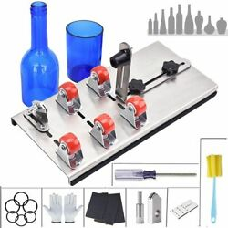 Glass Bottle Cutter Adjustable Sizes Metal Household Diy Cutting Machine Tool