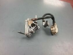 Fuel System For An Older Mercury Mark 25 Outboard Motor 1950and039s