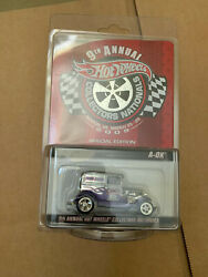 Hot Wheels 2009 9th Annual Collectors Nationals Dinner A-ok [no Sticker Ver]