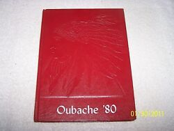 1980 Yearbook Wabash Valley Junior College Mount Carmel Il With Great Photos
