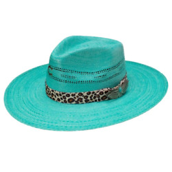Charlie 1 Horse Western Straw Hat - Right Meow