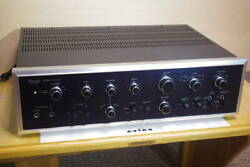 Sansui Au-8500 Integrated Amplifier Transistor Stereo Working From Japan