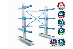 Anco Adjustable Double Sided Cantilever Racking