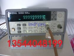 1pc For Used Agilent 53132a Hp53132a Universal Counter/power Meter 225m