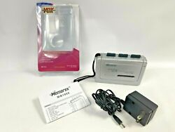 Memorex Mb1055 Vox Voice Activated Cassette Recorder Player Tape System