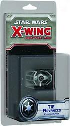 Star Wars X-wing Tie Advanced Miniatures Game