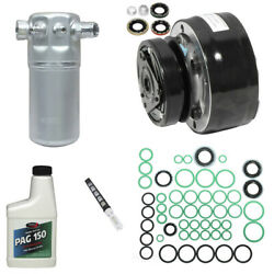 A/c Compressor And Component Kit-brougham Vin Y Carb 4bbl Mechanical Uac