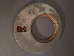 Antique Cast Iron 8-inch Wood Cook Stove Burner Lid Cover Plate 10 Ring Cover