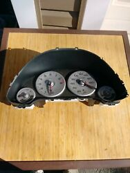 For Parts 02-04 Jdm Acura Rsx Integra Type R Cluster Itr Dc5 Speedometer