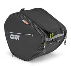 Bag Scooter Givi 15 L With Containers Side By Tunnel With Cover Waterproof Ne