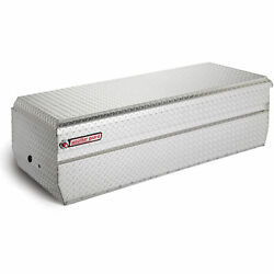 Weather Guard 684001 All-purpose Truck Chest Aluminum Full Extra Wide Size