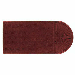 Waterhog Eco Grand Elite One End Entrance Mat 6and039 X 19and0393 X 3/8 Regal Red