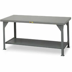 Little Giant 10000-lb. Capacity Workbench - 60x36 Top - Without Drawer