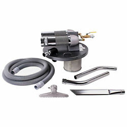 55 Gal. Dual B Pneumatic Vacuum Generating Head W/ 2 Inlet And Attachment Kit