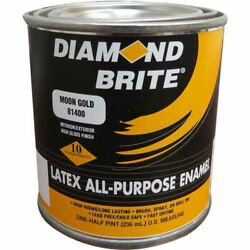 Diamond Brite Latex Gloss Enamel Paint Royal Blue 8 Oz. Pail 6/case