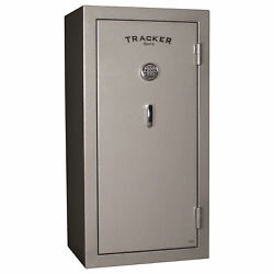 Tracker Safe Gun Safe With Electronic Lock 30 Min. Fire Rating 24x30x59 24