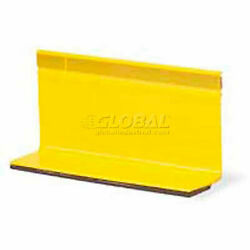 Pexco 8007302620 4 Temporary Overlay Pavement Marker, 2-way, Yellow, Lot Of 500