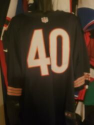 Gale Sayers 40 Chicago Bears Nike On Field Jersey 3xl Stitched