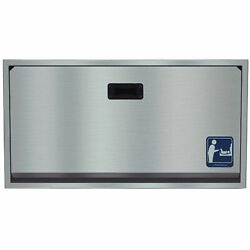 Bradley Baby Changing Station Surface Mount Stainless Steel