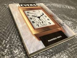 Mu246 Jaeger-lecoultre Reverso Official Photobook Watch Luxury Book